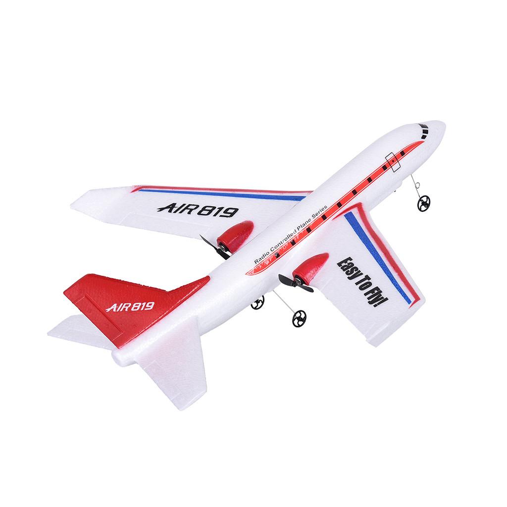 RC Remote Control Helicopter Plane Glider Airplane EPP FX-819 2.4Ghz 3CH RTF US