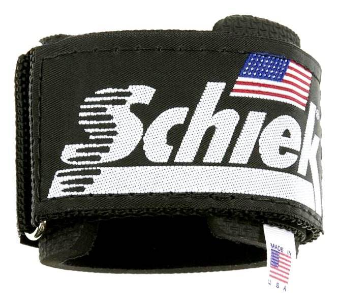 Schiek Sports Ultimate Wrist Supports, One Size Fits All