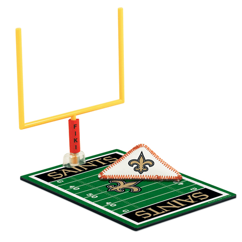 New Orleans Saints FIKI Tabletop Football Game by Wincraft