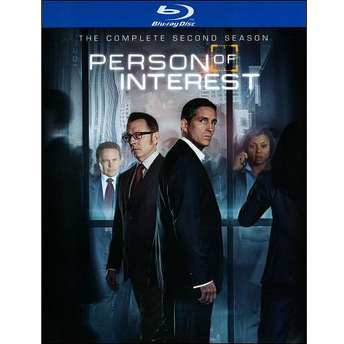 Person Of Interest: The Complete Second Season (Blu-ray) (Widescreen)