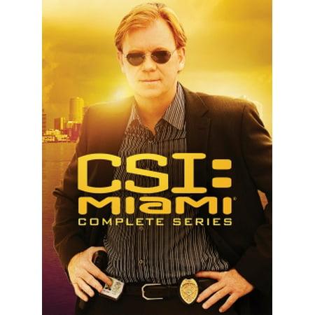 CSI: Miami: The Complete Series (DVD)