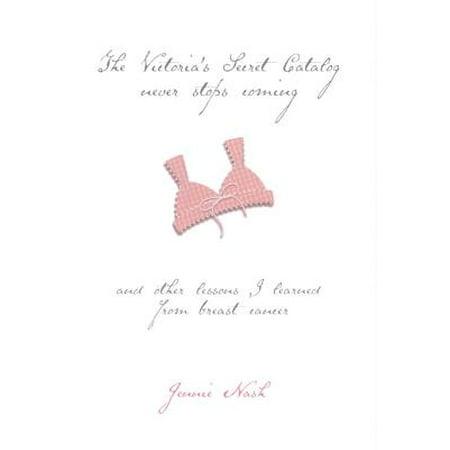 The Victoria's Secret Catalog Never Stops Coming - eBook](Kids Catalog Request)