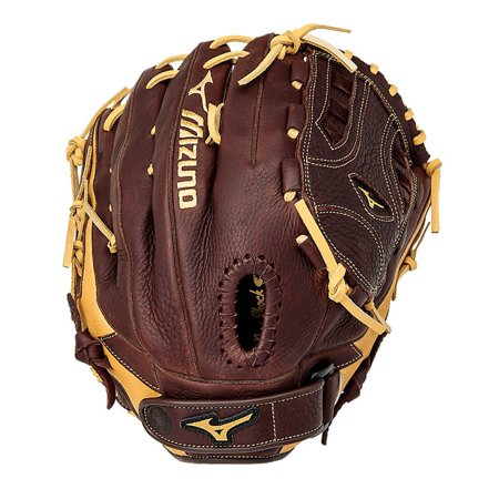 "Mizuno 13"" Franchise Series Slowpitch Softball Glove, Right Hand Throw"