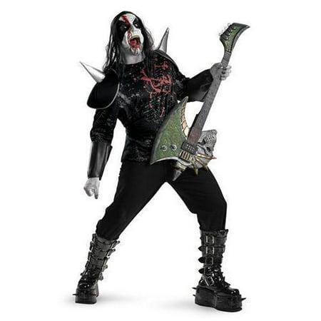 Morris Metal Mayhem Adult 50-52 Adult Sizes (50-52)-DG13525C (Mayhem Costume)
