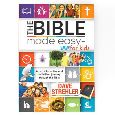 The Bible Made Easy for Kids (Paperback) - Bible Crafts For Kids