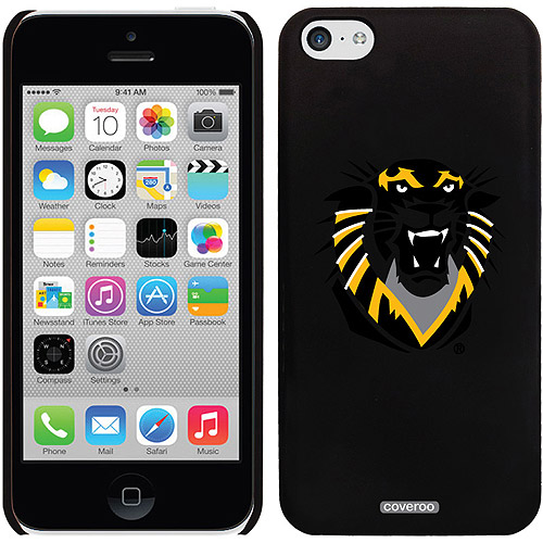 Fort Hays State Primary Mark Design on iPhone 5c Thinshield Snap-On Case by Coveroo