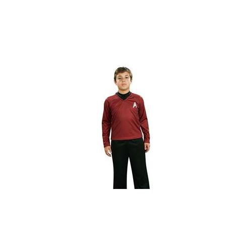 Costumes For All Occasions Ru883593Lg Star Trek Chld Dlx Red Cost Lg