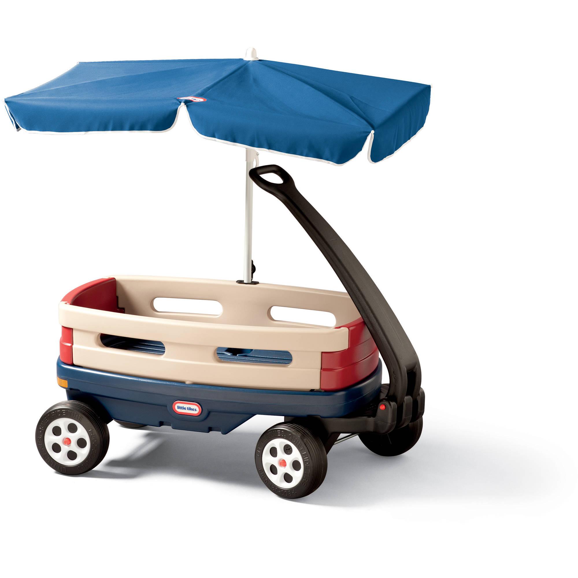 Little Tikes Explorer Wagon with Umbrella