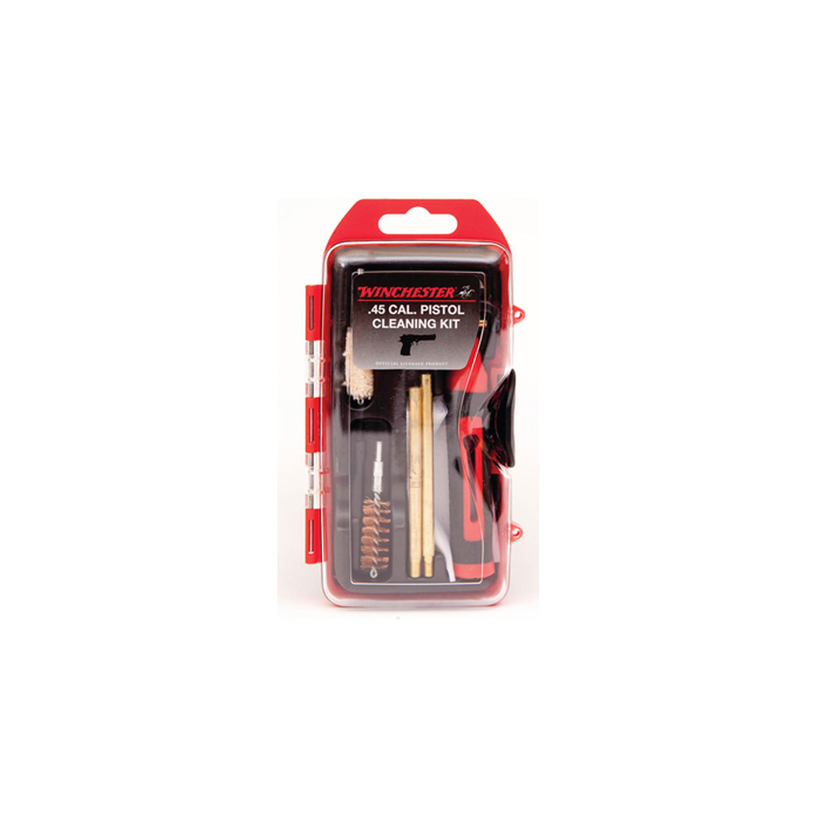 Winchester 14-Piece .44/45 Caliber Pistol Cleaning Kit with 6-Piece Driver Set