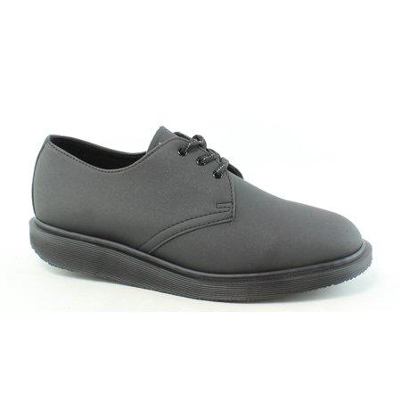 Dr Martens Sizing (Dr. Martens Mens Torriano Reflective Black Oxford Dress Shoe Size)