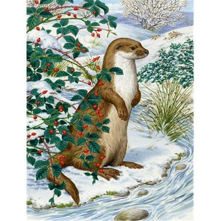 Otter Flag Garden Size - image 1 of 1
