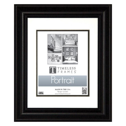 Lauren Portrait Frame - Black