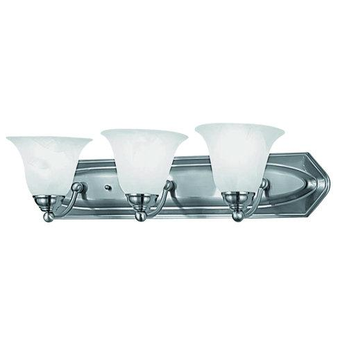 DVI DVP42403 3 Light Diamond Bathroom Light