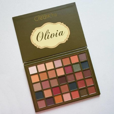 35 Color Pro Palette - (OLOVIA) By Beauty