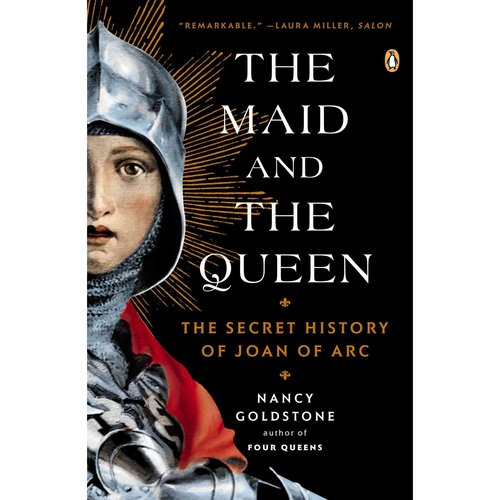 an introduction to the history of joan the maid Nancy goldstone is the author of the the lady queen: the maid and the queen: the secret history of joan of arc it details our introduction into the world of used and antiquarian books the odd bookstores we visited.