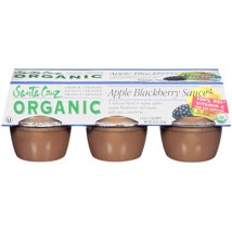 Applesauce: Santa Cruz Organic