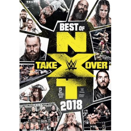 WWE: The Best of NXT Takeover 2018 (DVD)