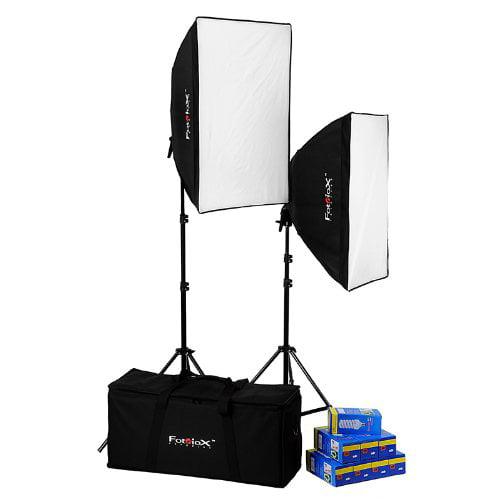 Fotodiox Pro CFL3057 Compact Studio Continous Fluorescent...