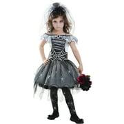 Gothic Spider Bride Child Halloween Costume
