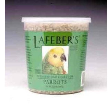 Lafebers Premium Daily Diet for Parrots, 1.25-Lb
