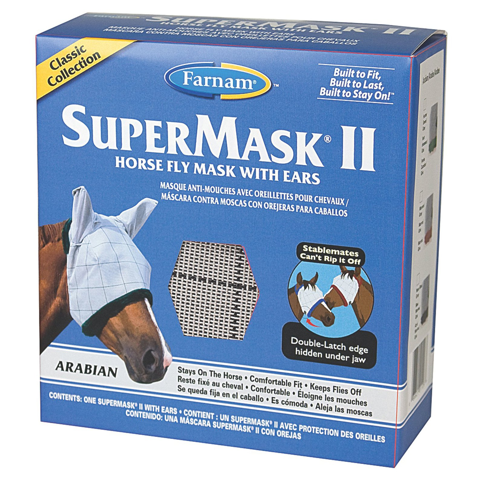 Farnam Companies Inc. Supermask 2 Classic with Ears