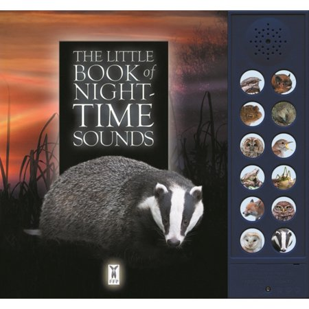 LITTLE BOOK OF NIGHT TIME SOUNDS (Halloween Sounds Of The Night)