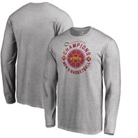 Iowa State Cyclones Fanatics Branded 2019 Big 12 Men's Basketball Conference Tournament Champions Long Sleeve T-Shirt -