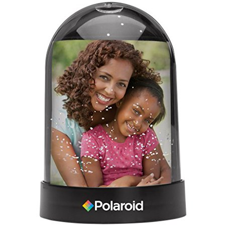 "Polaroid Magnet Snow Globe Photo Frame – Great Display For Your 2x3"" Polaroid Memories For Zink 2x3 Photo Paper Projects (Snap, Pop, Zip, Z2300)"