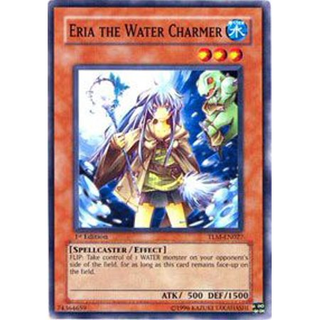 Yugioh The Lost Millennium Eria The Water Charmer Tlm En027