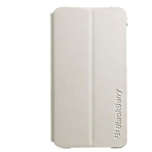 BlackBerry ACC-49284-302 RIM Flip Shell for BlackBerry BB10 White by BLACKBERRY