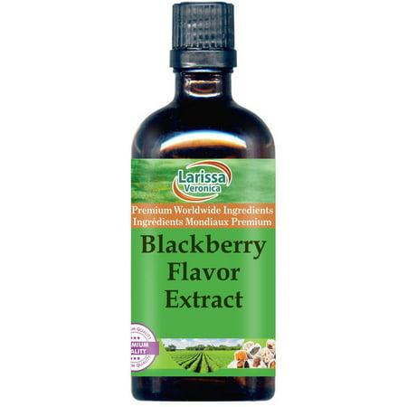Blackberry Flavor Extract (16 oz, ZIN: 527332) - 2-Pack