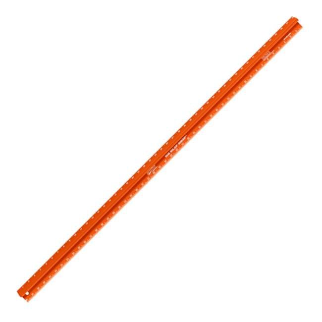 Swanson SVE960 No Slip Straight Edge Scale, 96 inch