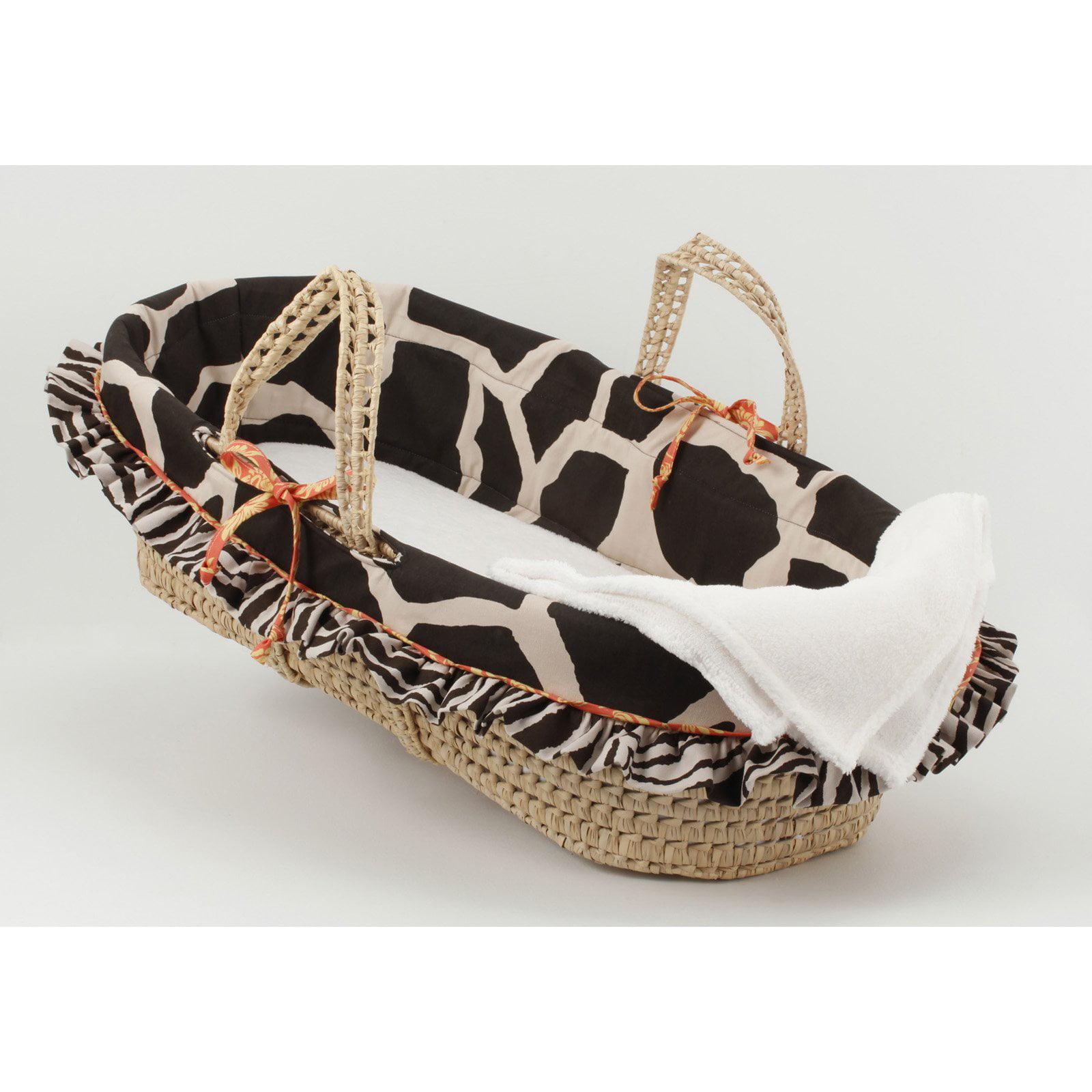 Cotton Tale Designs Sumba Moses Basket