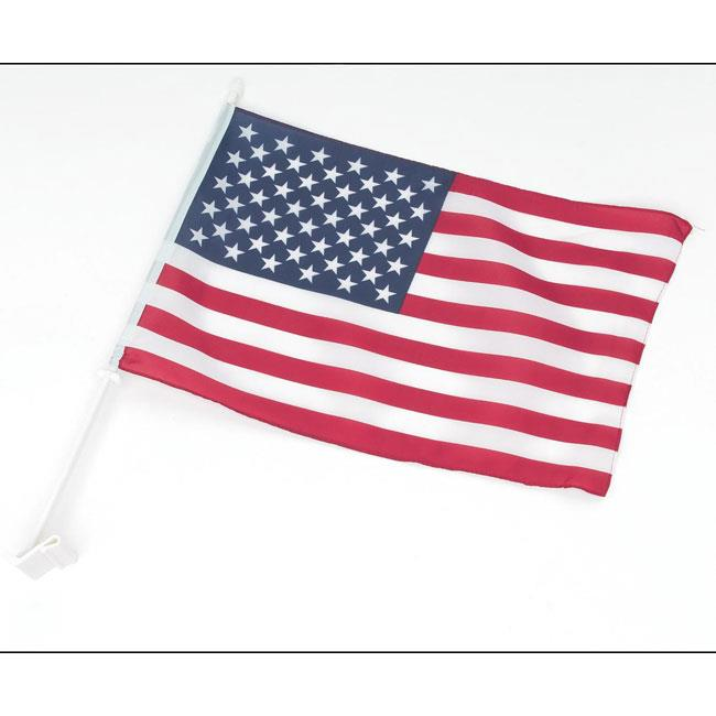 060-ACF Premium American Car Flag - Case of 100