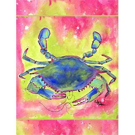 11 x 15 in. Crab Flag Garden Size - image 1 de 1