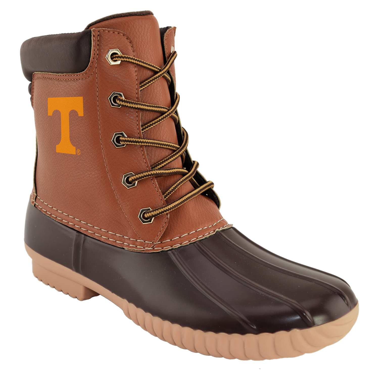 NCAA Men's Tennessee -Duck Boot by