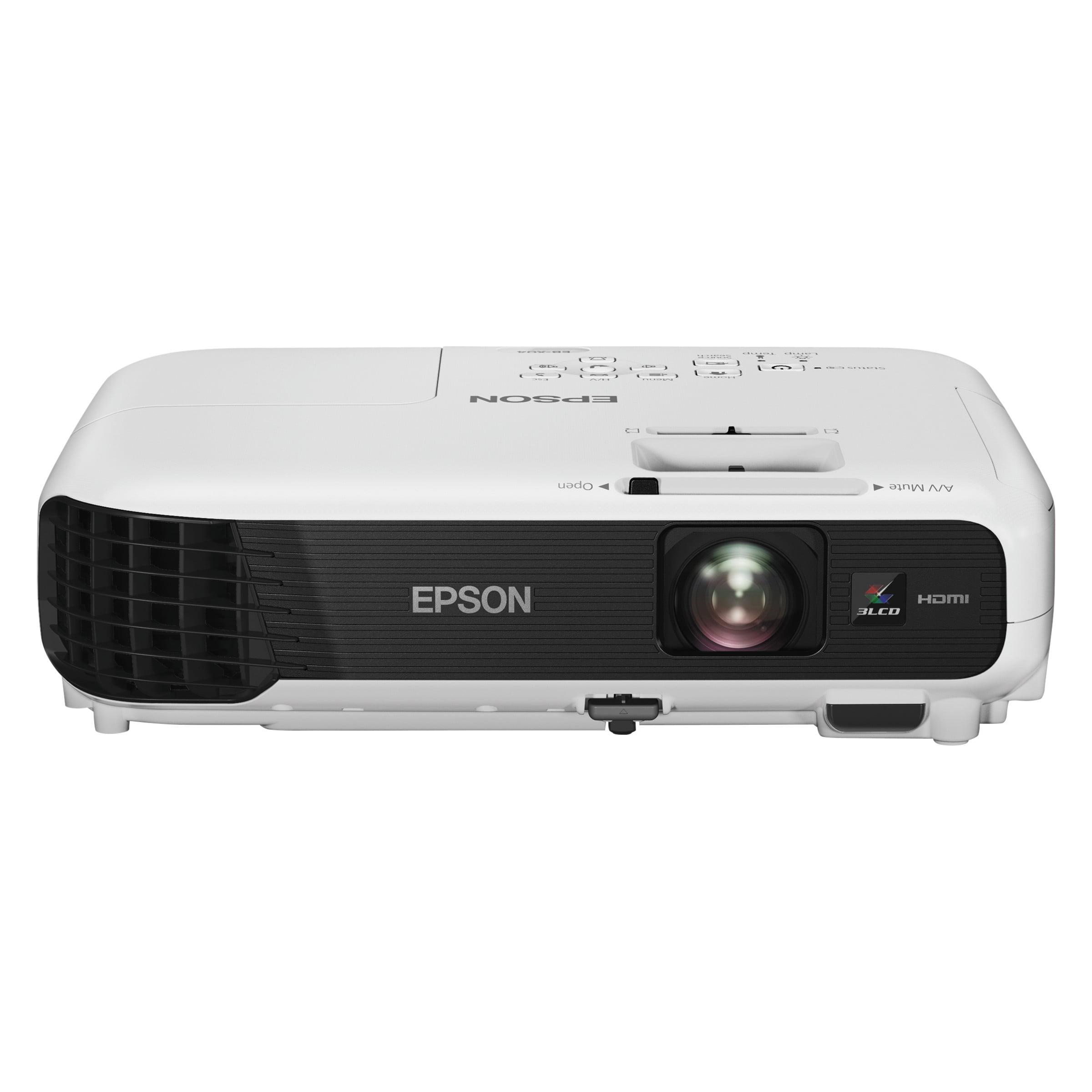 Epson VS340 XGA 3LCD Projector, 2800 Lumens, 1024 x 768 Pixels, 1.2x Zoom