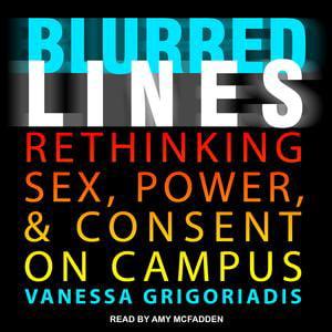 Blurred Lines - Audiobook
