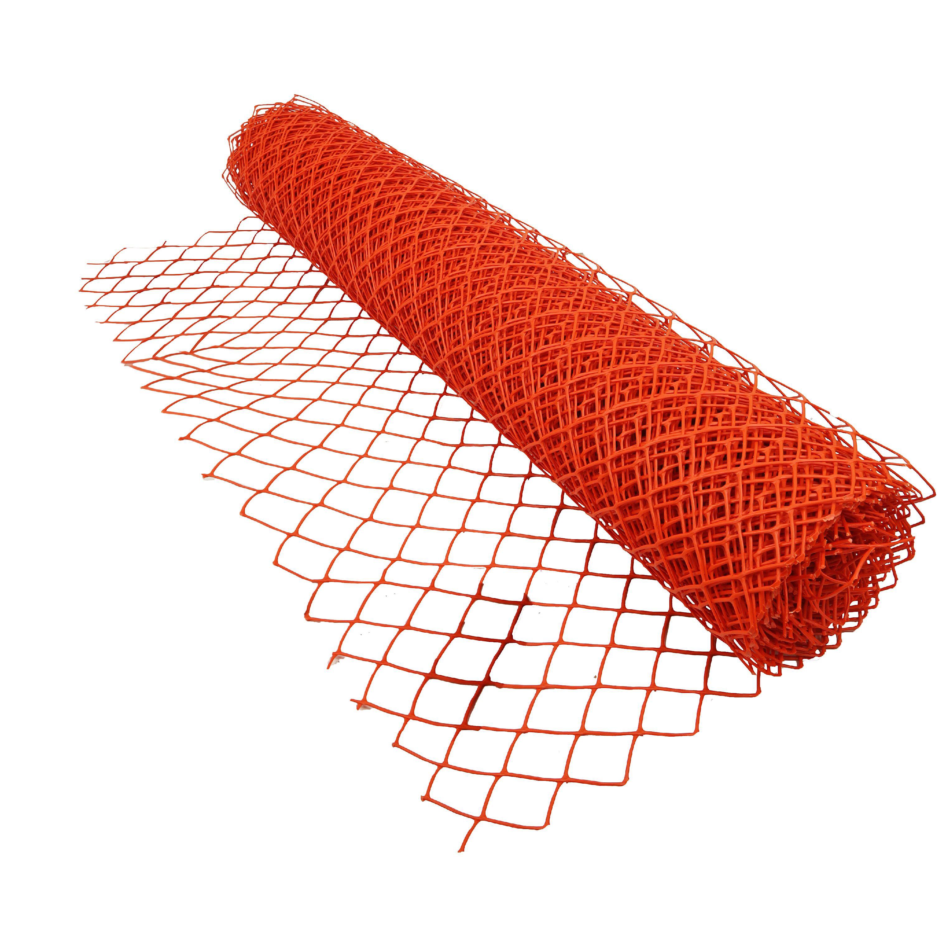 Boen 4' X 50' Extra-HD Orange Safety   Snow Fence Diamond by Supplier Generic