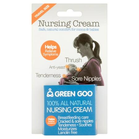 Green Goo Nursing Cream,  7 oz