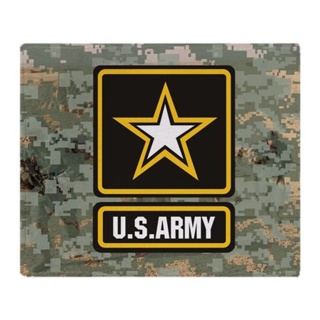 Fleece Picnic Stadium Blanket - CafePress - Army Strong - Soft Fleece Throw Blanket, 50