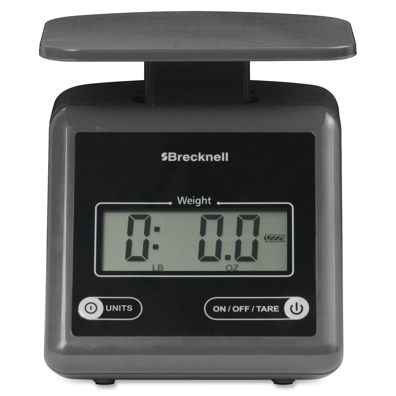 Salter Brecknell Ps-7 Digital Postal Scale Gray (PS7) by SALTER BRECKNELL