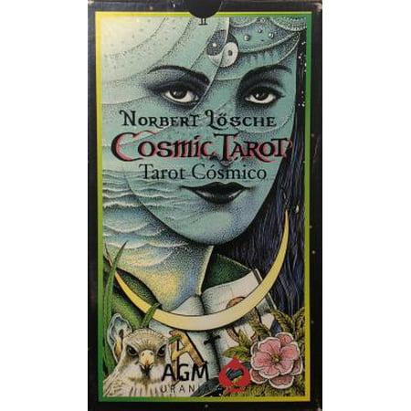 Cosmic Tarot : 78-Card Deck (Tarot Reading With A Deck Of Cards)