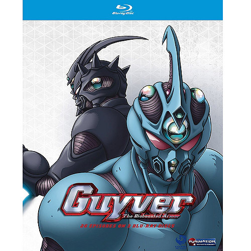 Guyver: The Bio-Booster Armour - The Complete Series (Blu-ray) (Widescreen)