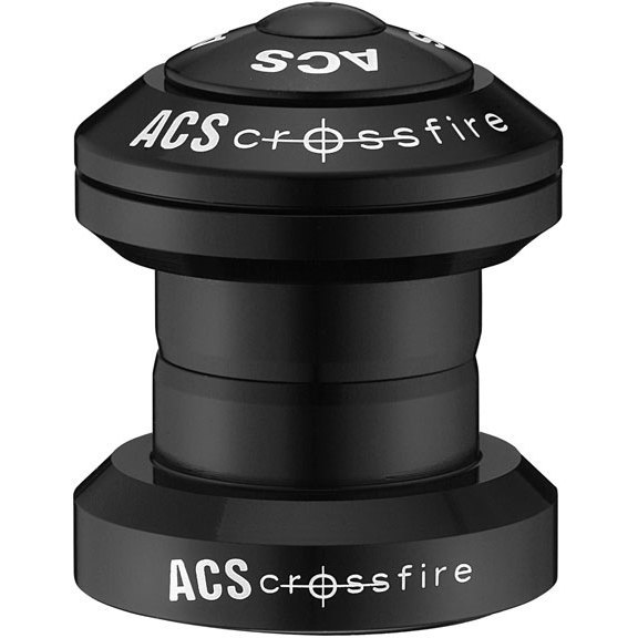 ACS Crossfire Headset Ec34/28.6 Ec34/30 Black