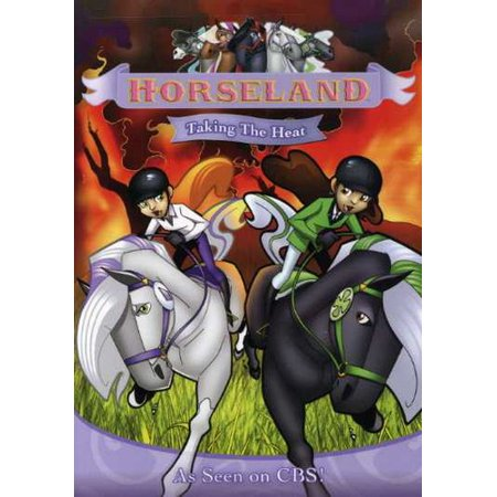Horseland: Taking The Heat (DVD)