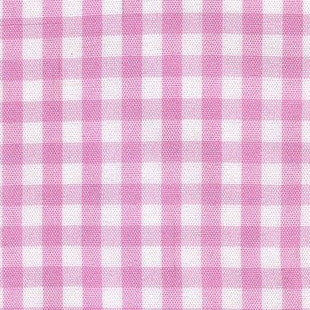 Shason Textile Poly Cotton Gingham Print For Crafts At Home, 3 yds, Available In Multiple
