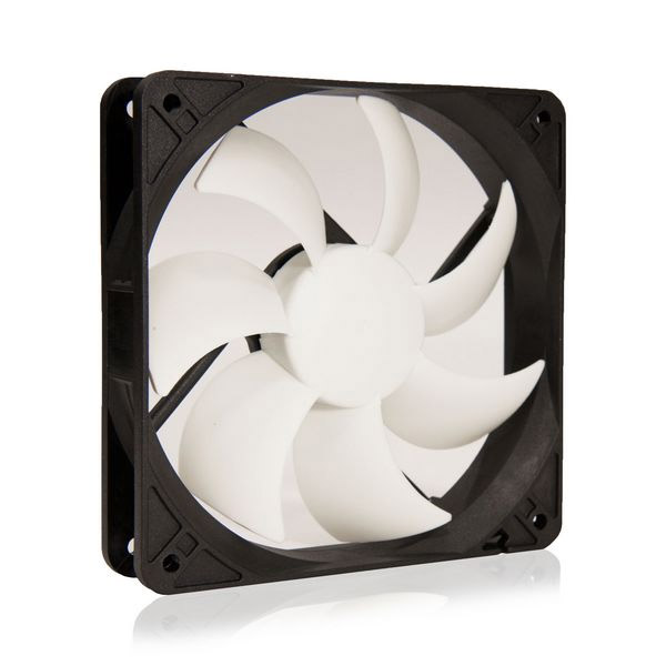 Silenx EFX-12-15T Effizio 120x25mm <15dBA <74CFM Thermistor Computer Case Fan