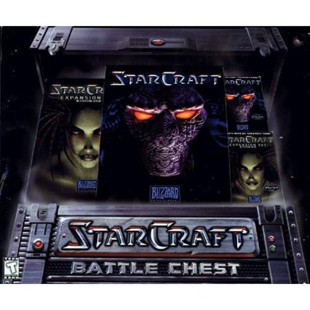 Starcraft: Battlechest Win / MAC (PC)