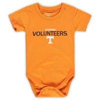 Tennessee Volunteers Wes & Willy Infant Team Bodysuit - Tennessee Orange